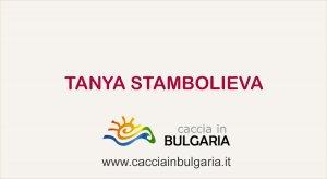 Caccia in Bulgaria - Tanya Stambolieva